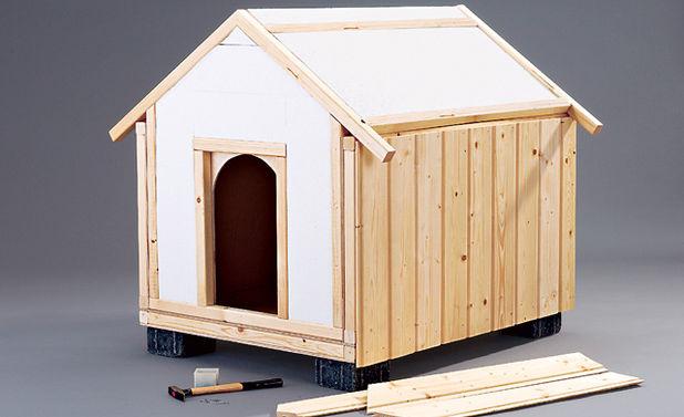 Kako napraviti kućicu za psa – Nije problem!